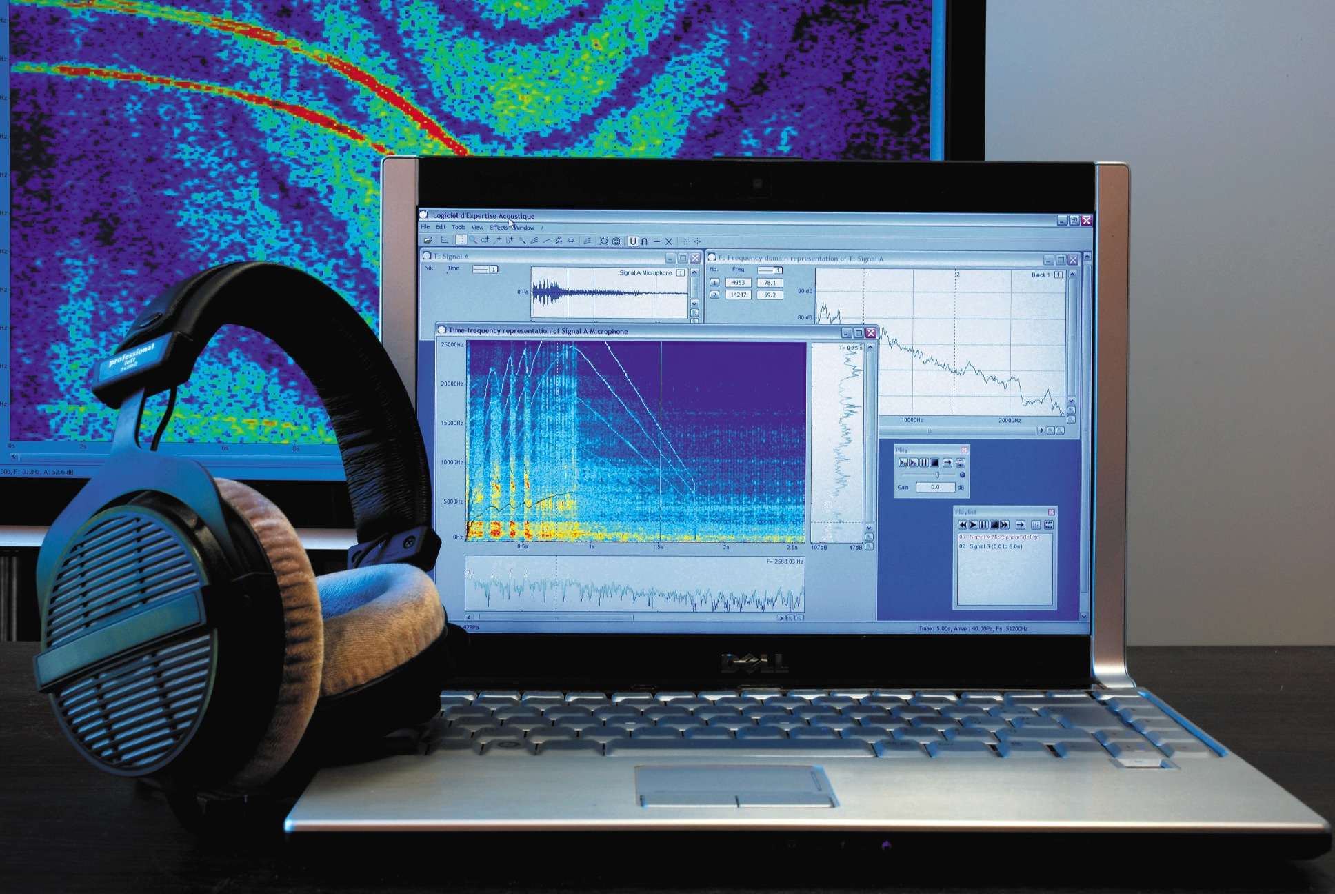 Sound and vibration analysis software
