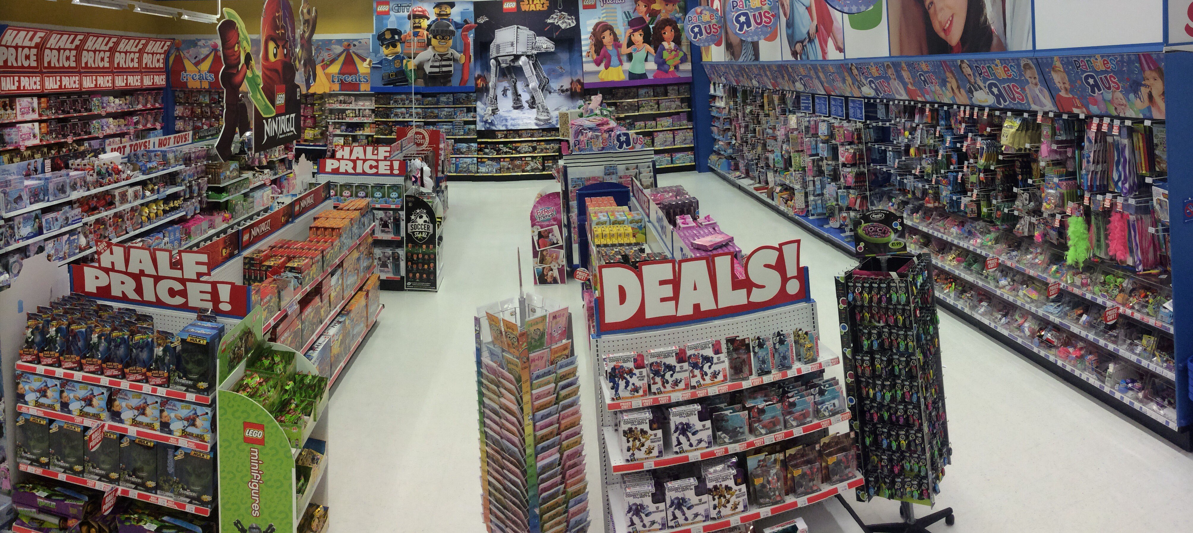 Toys R Us mark National Autism Week