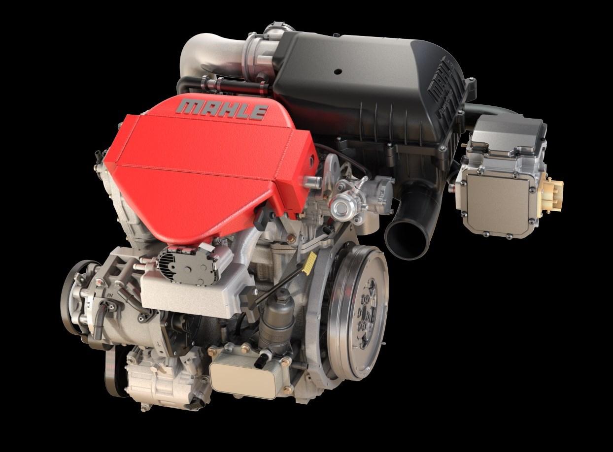 1.2 litre downsized eTurbocharged engine for hybrids