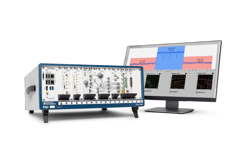 3GPP-Compliant Reference Test System for Sub-6 GHz 5G New Radio