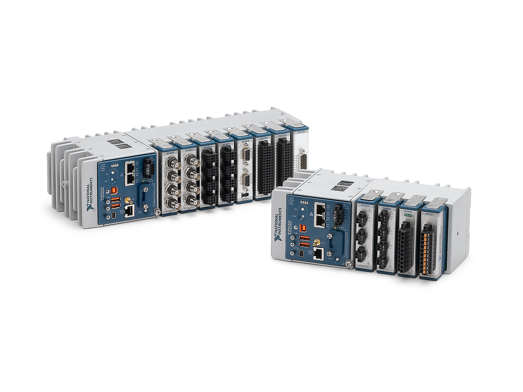 4 and 8 slot CompactDAQ from NI