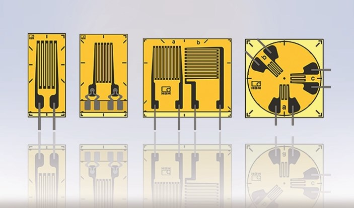 4547 C range of strain gauges