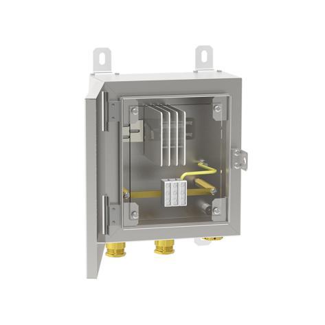 A-Block medium voltage enclosure