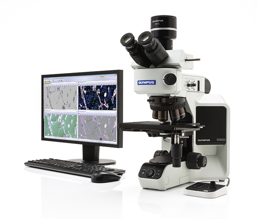 Advanced microscopy from Olympus