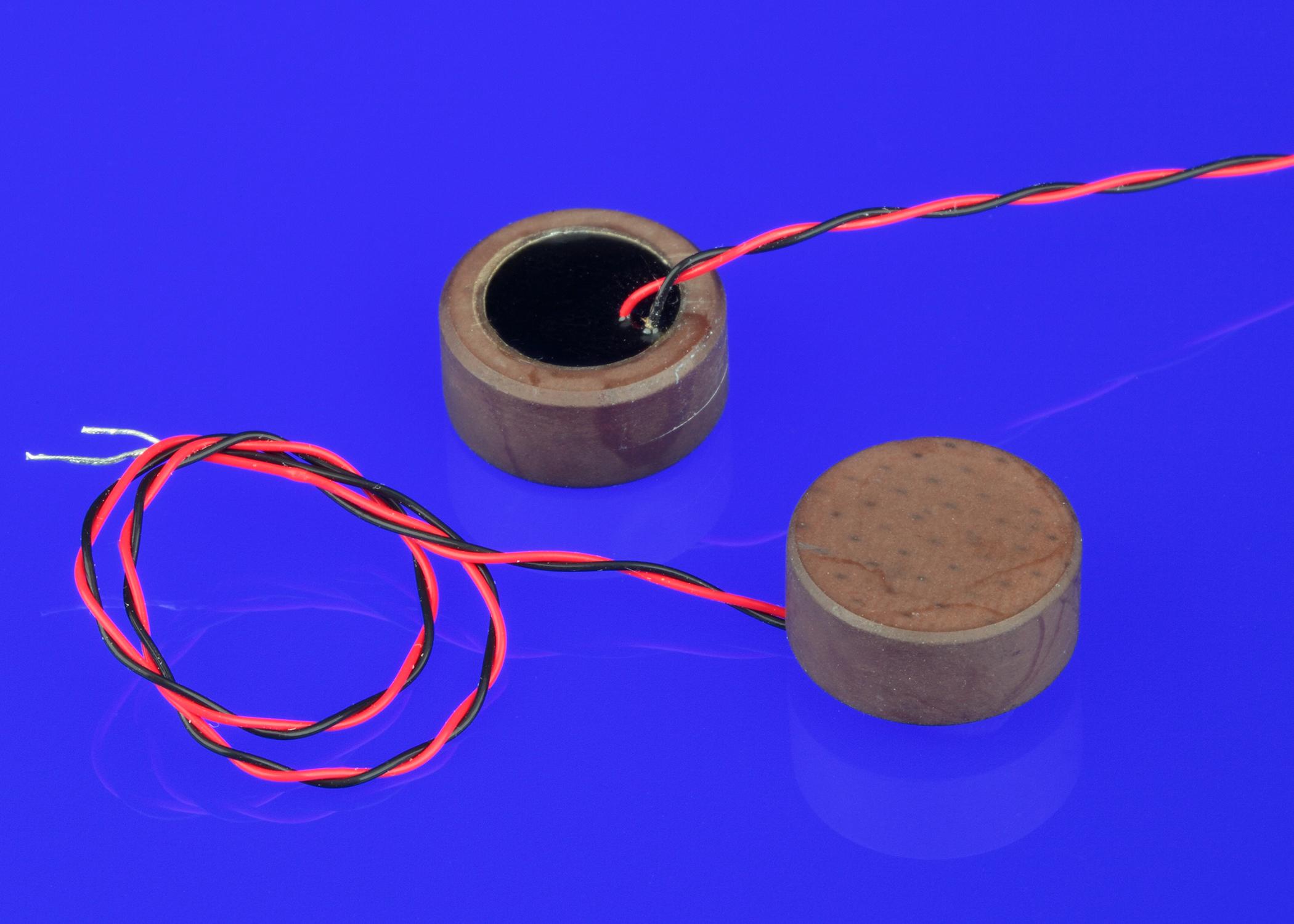 Alumina transducer