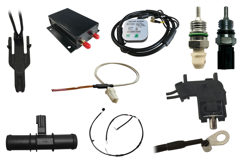 Amphenol Battery Temperature Sensors