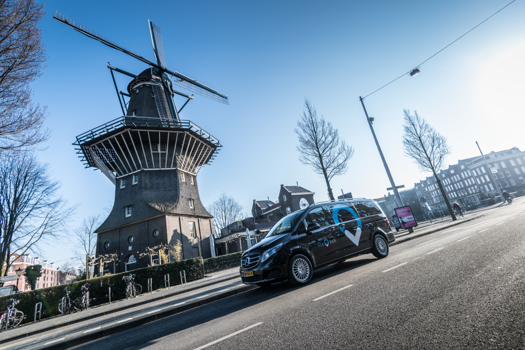App based ride-sharing service launches in Amsterdam