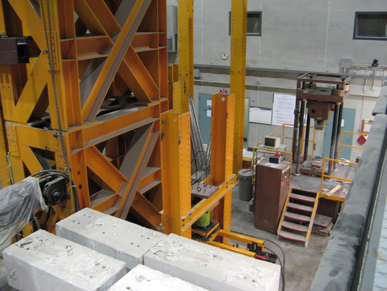 Applied Dynamics Lab at McMaster University in Hamilton, Ontario