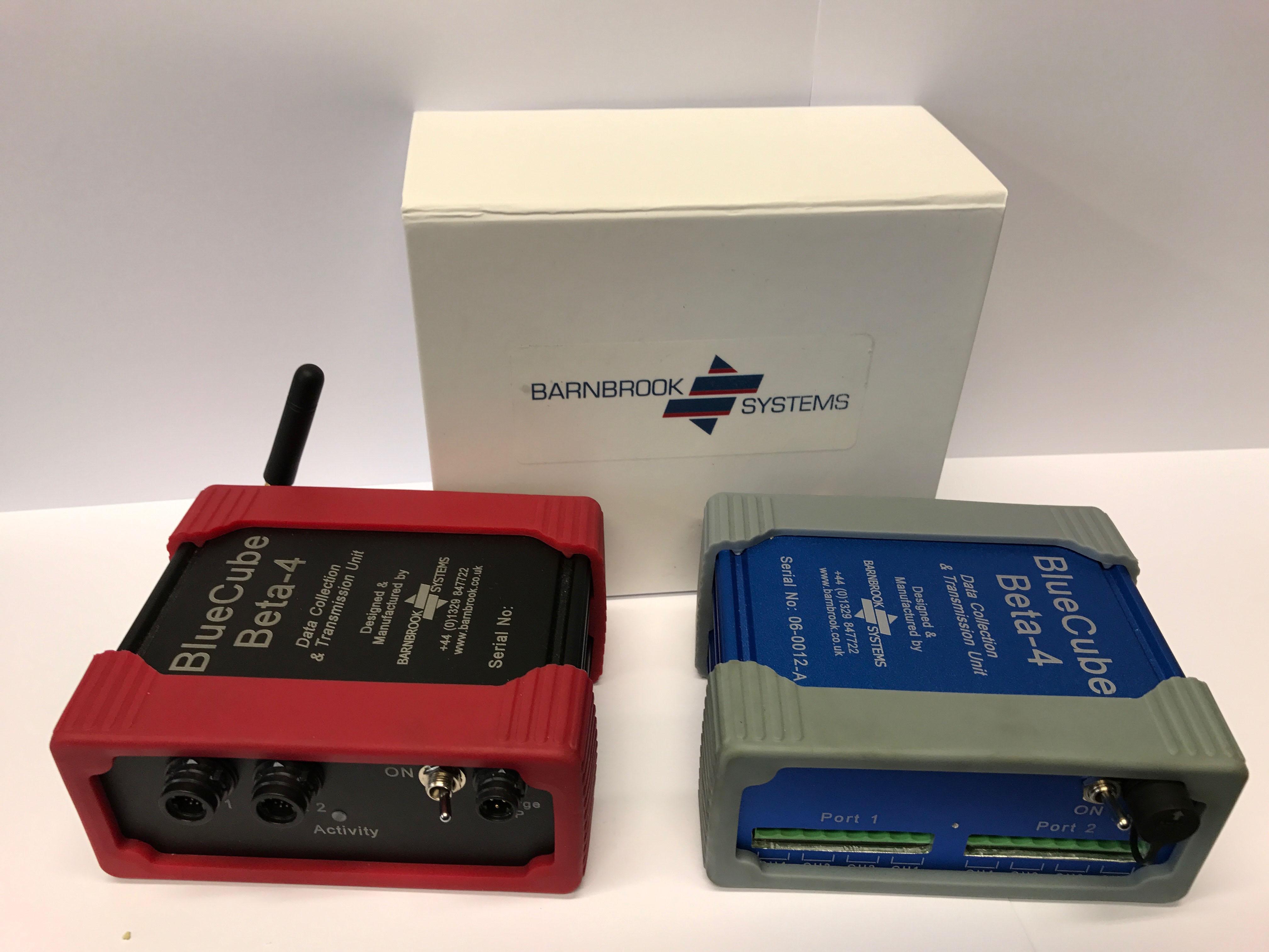 Barnbrook Blue Cube Sensor Hub