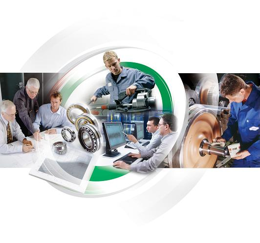 Bearing maintenance and monitoring training courses