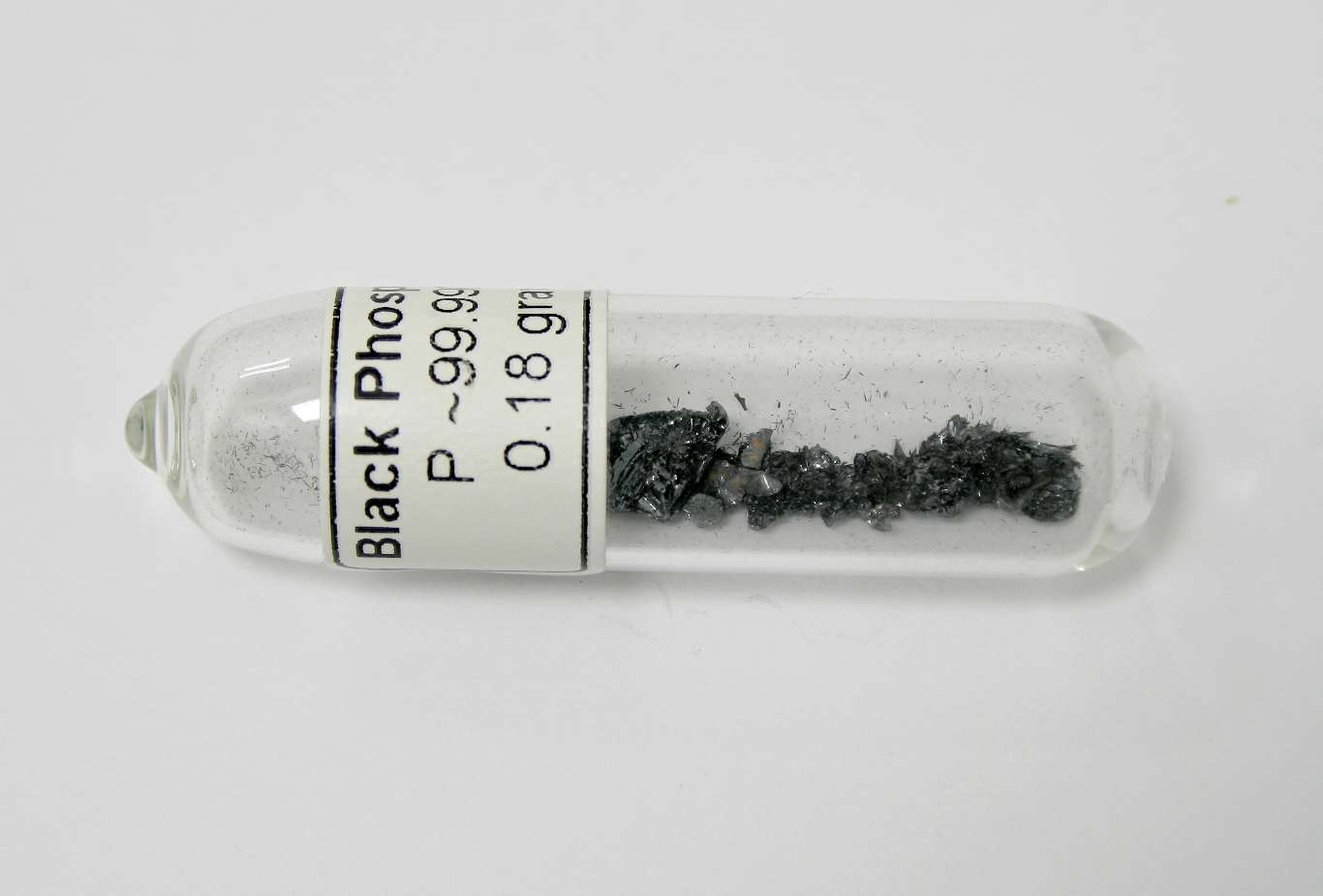 Black Phosphorus Ampoule
