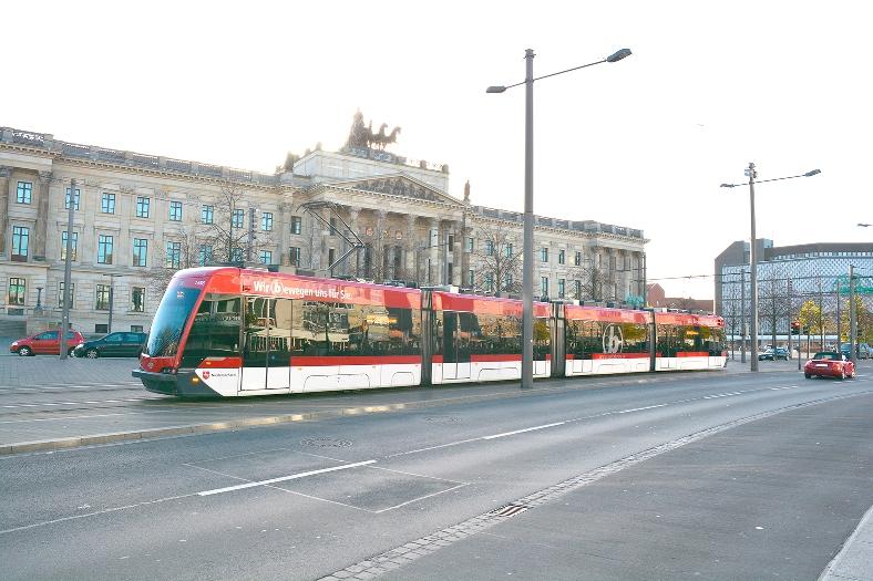 Braunschweig Solaris Tramino