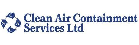 Clean Air Containment Logo