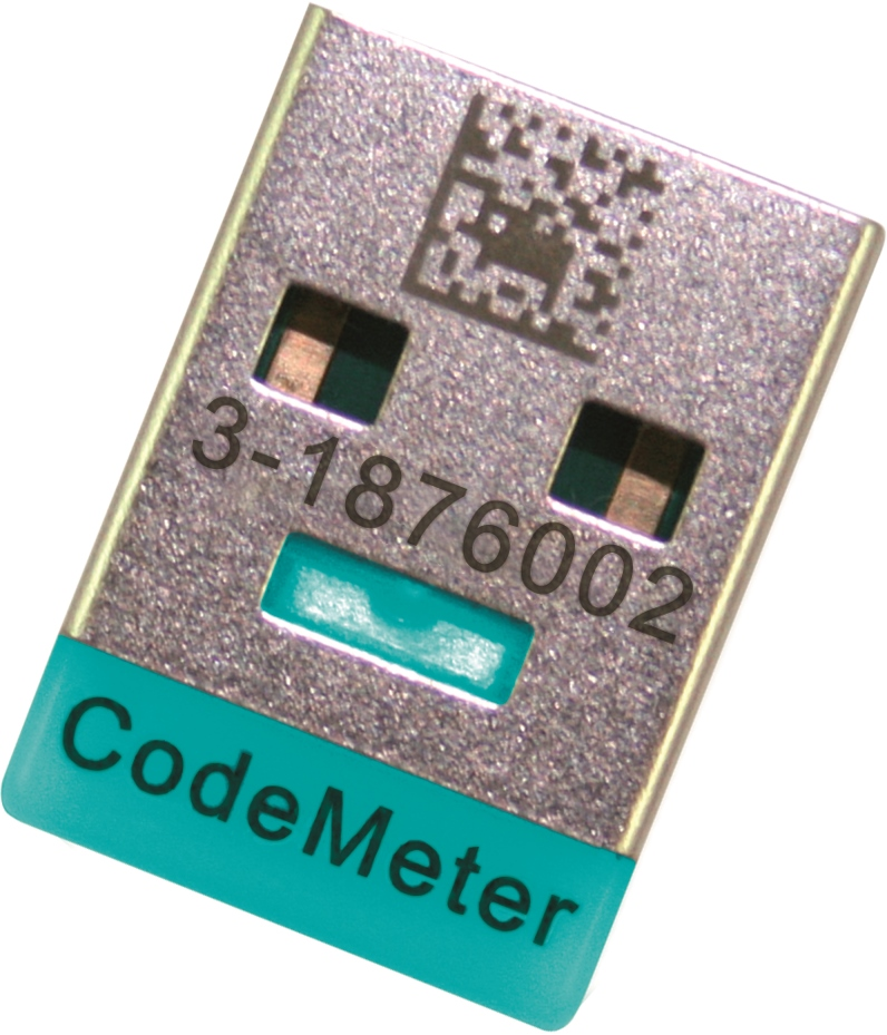 Codemeter CmStick industrial internet security