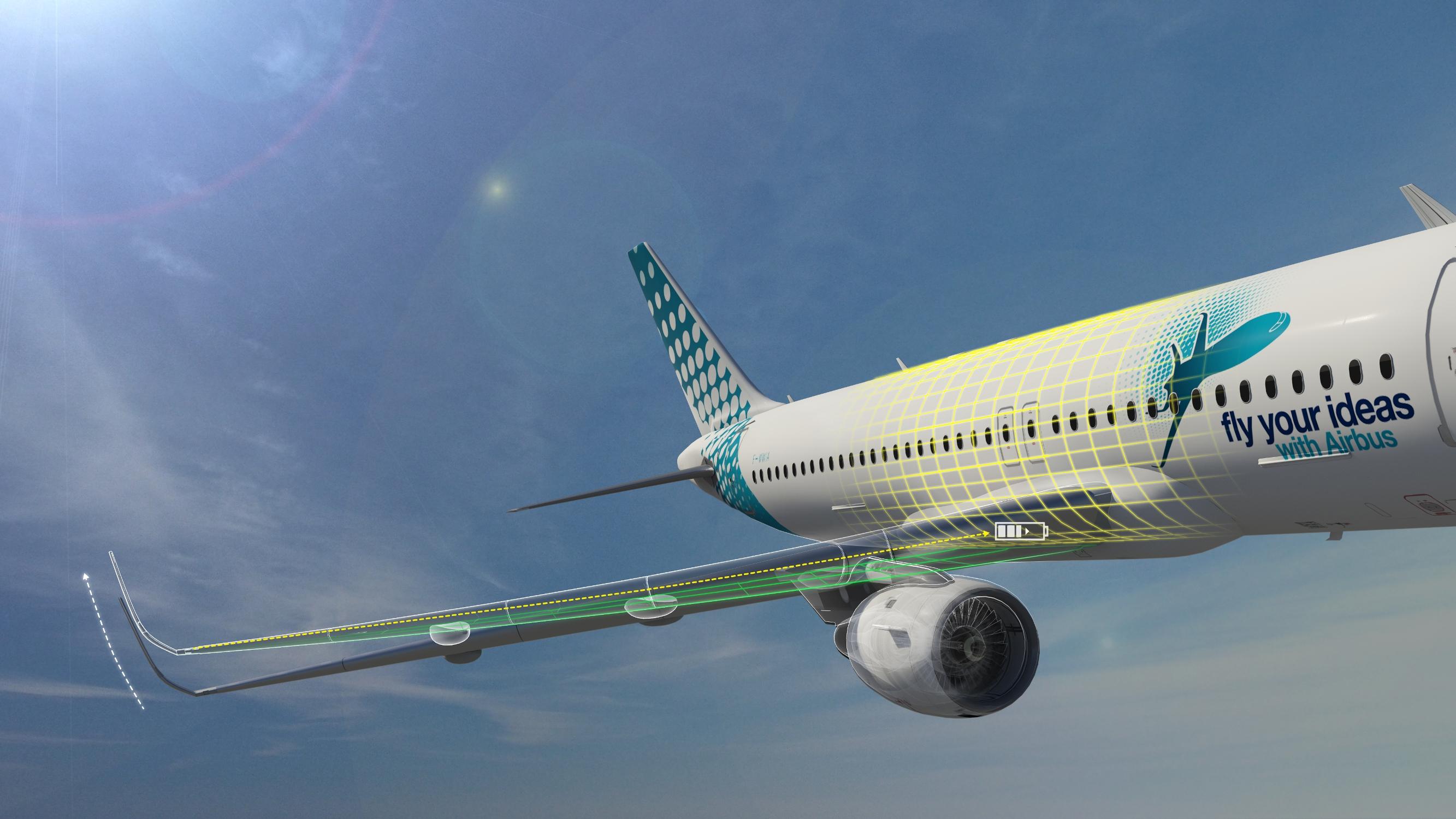 Consortium member Airbus Industrie