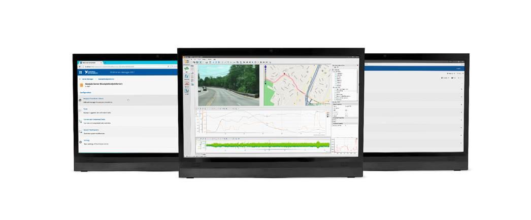 Data management software for big analogue data