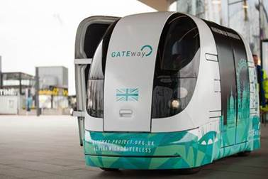 Driverless vehicle trials to take place in Greenwich