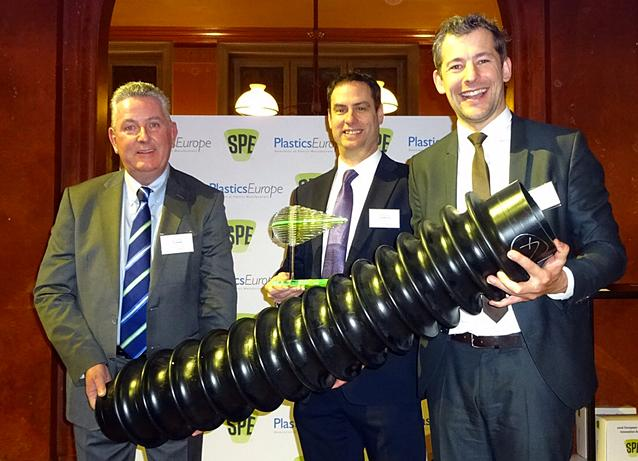 Dynamic mooring protection system wins award