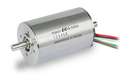 EC-i 52 high torque brushless DC motor