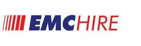 EMC Hire Logo