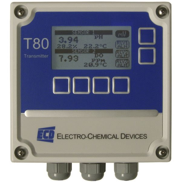 Electro Chemical Devices Chloride Water Quality Sensor