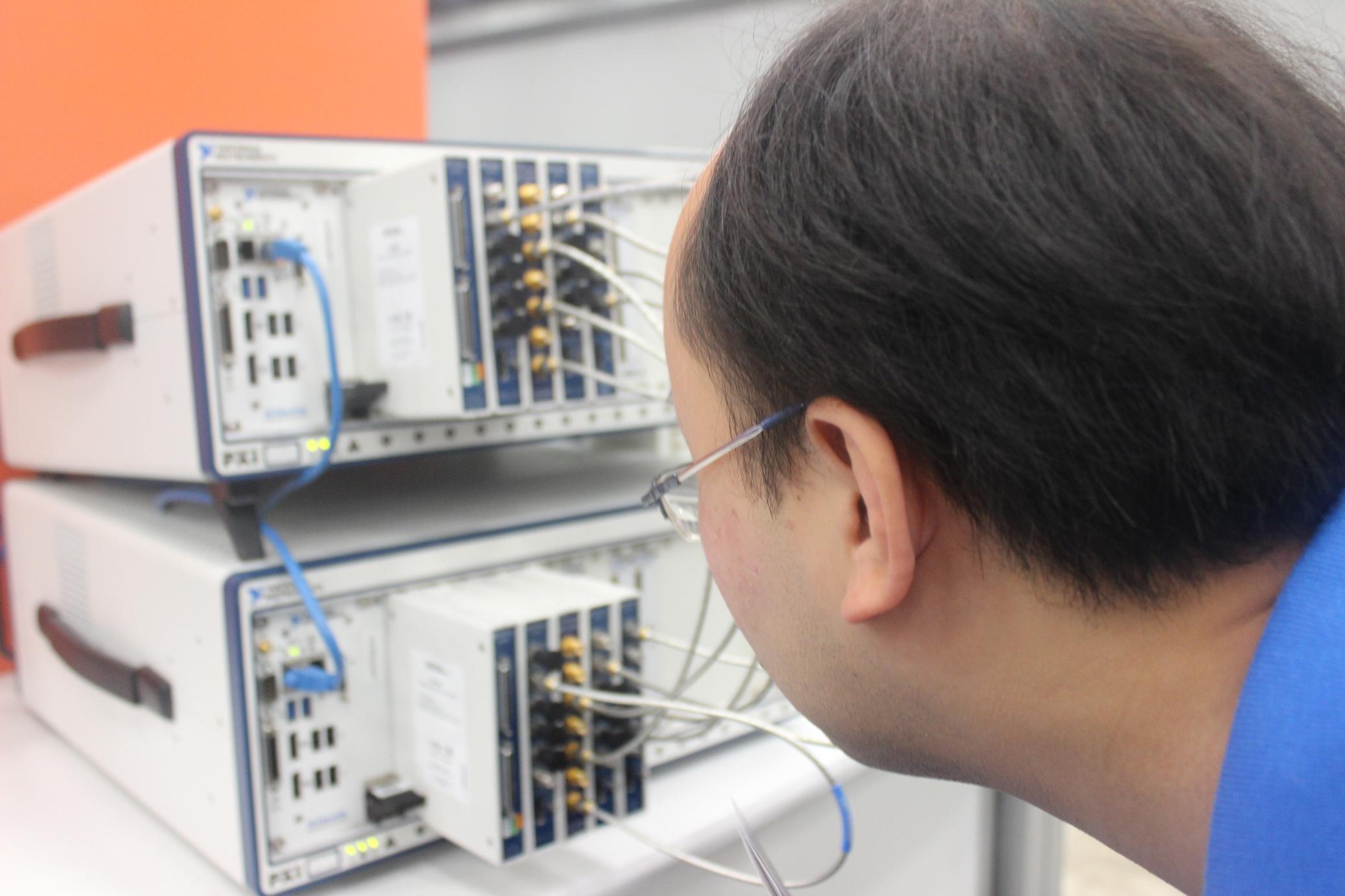 Enabling the internet of things at NI Week