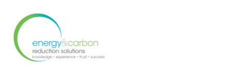 Energy and carbon reduction solutions logo