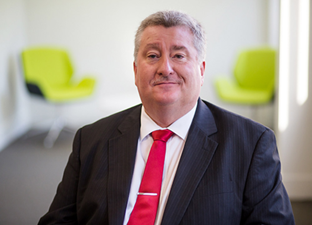 Engineering Council CEO, Alasdair Coates