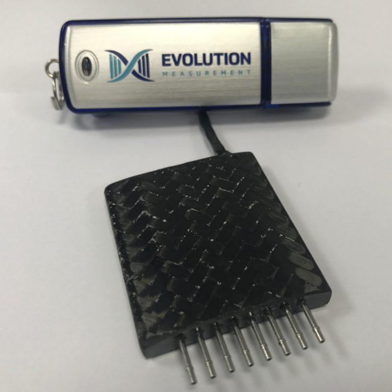Evoscann pressure measurement platform