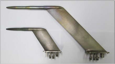 Examples of pitot tubes