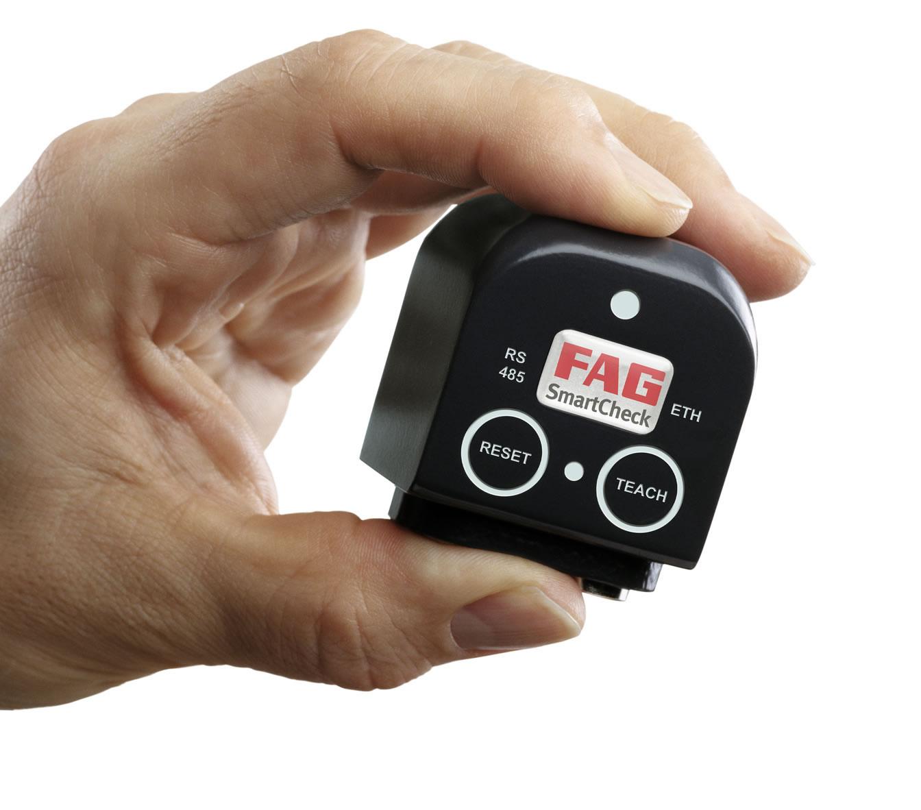 FAG SmartCheck sensor for condition monitoring