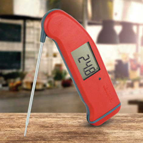 Fast pen thermometer