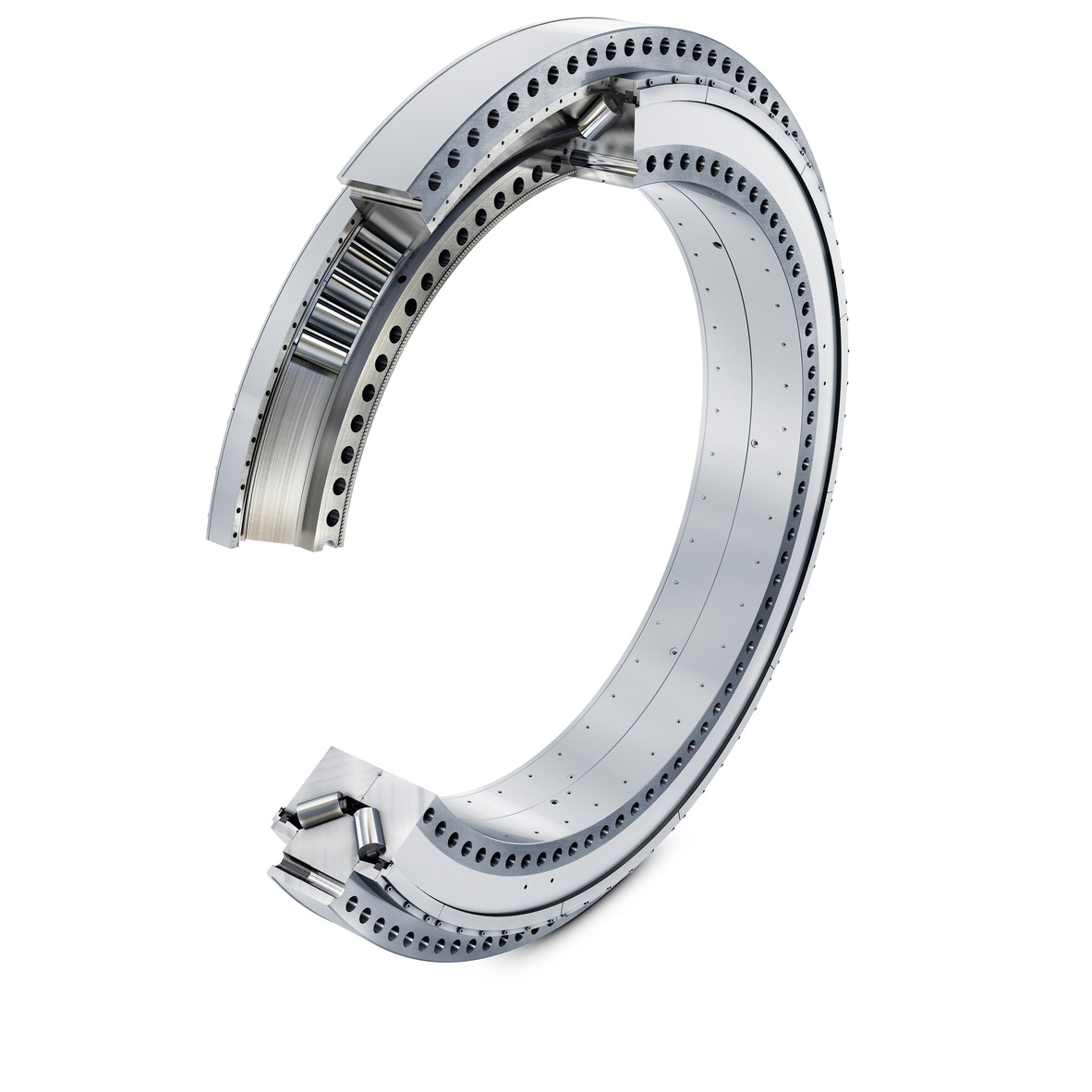 Flange mounted tapered roller bearing unit