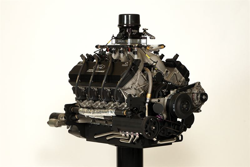 Ford FR9 NASCAR Engine