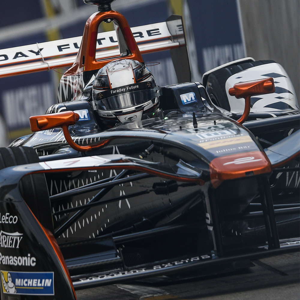 Formula E racing team heads to Montreal