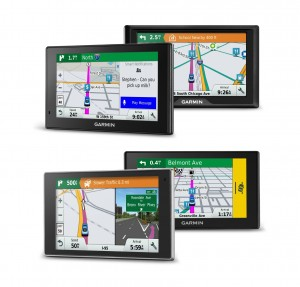 Garmin Drive portable navigators