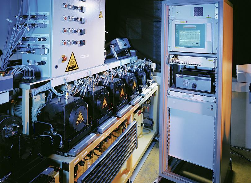 Germanischer Lloyd bearing test certification