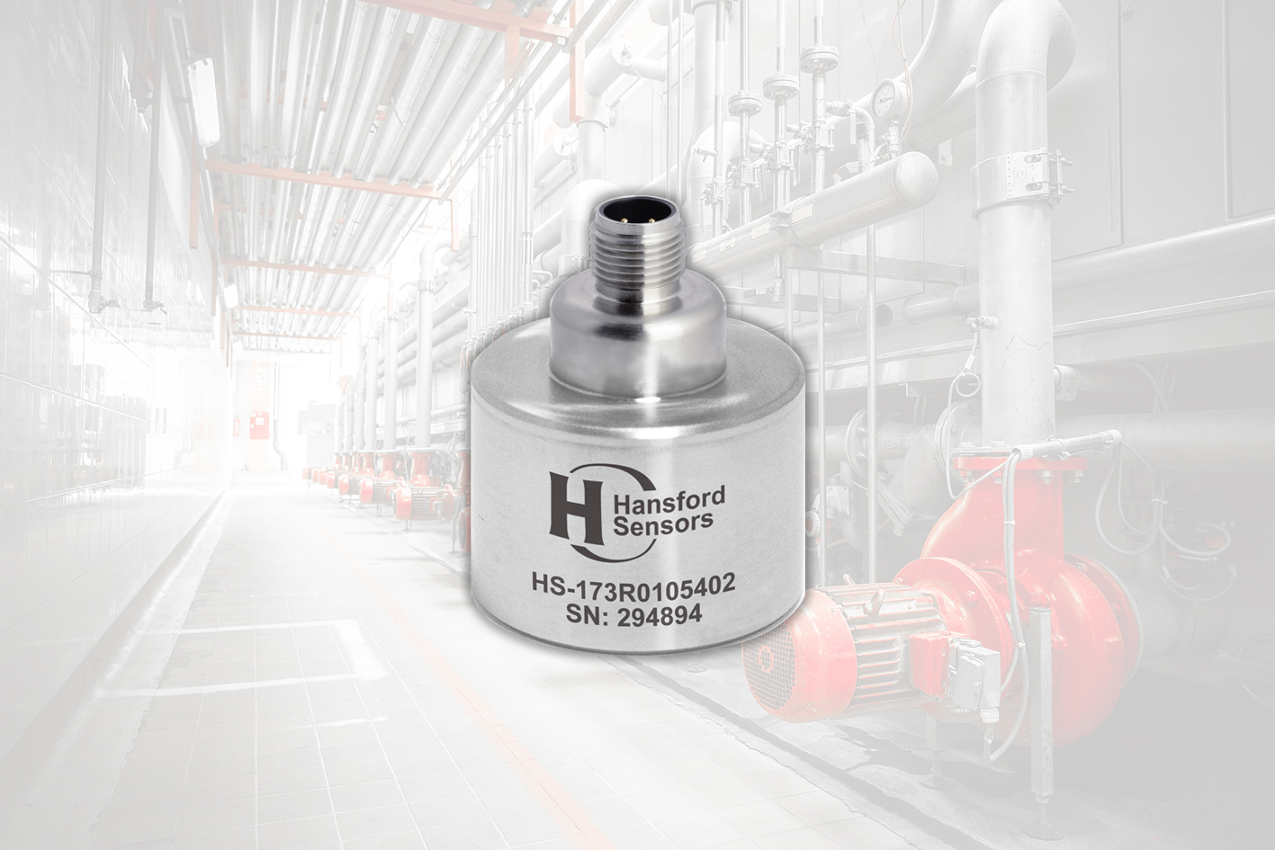 HS-173R accelerometer