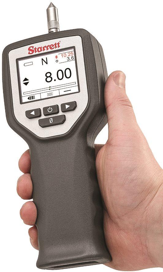 Handheld force measurement tool