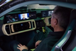 Harman and Microsoft collaborate on driver productivity