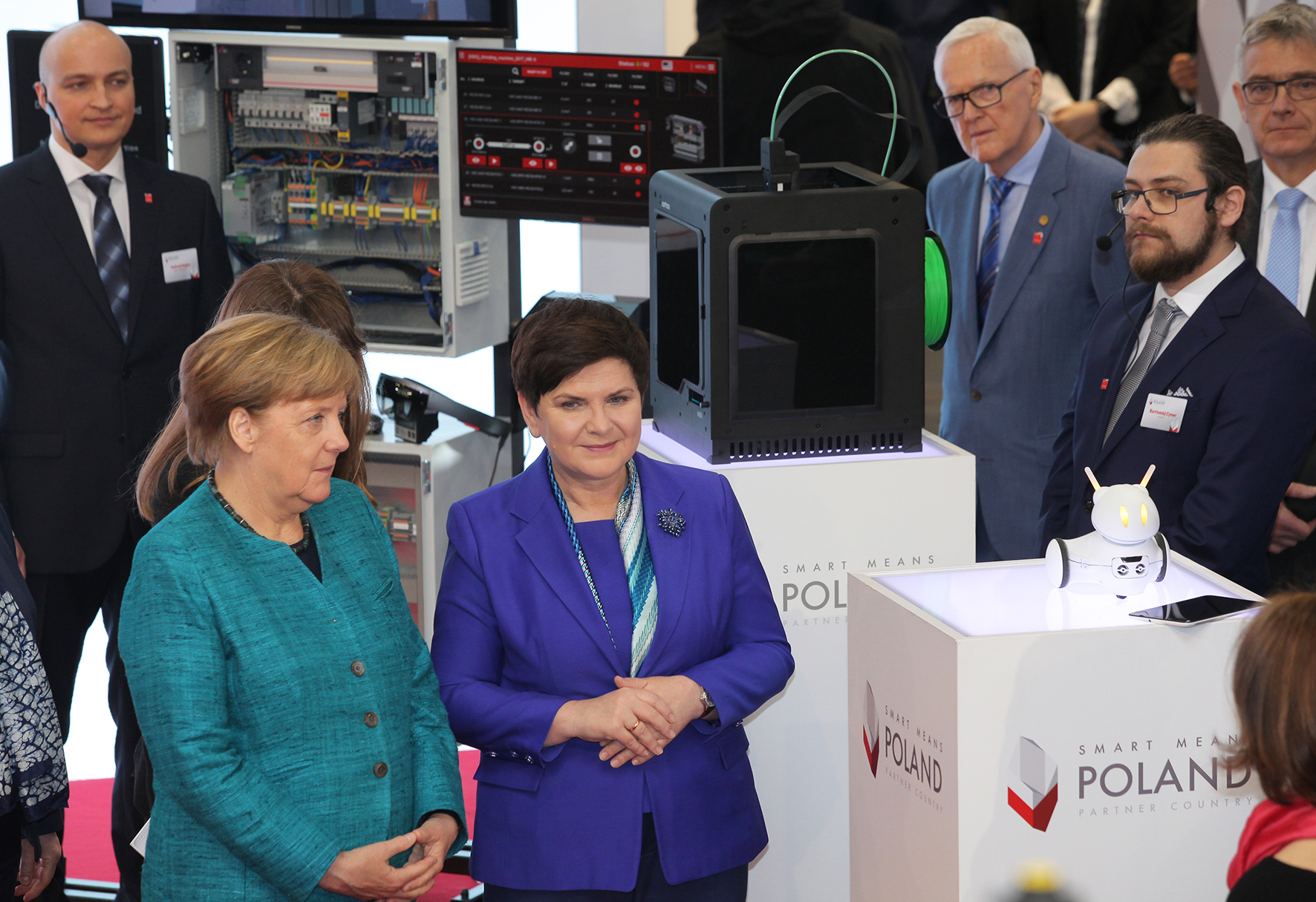 Harting plans Polish expansion