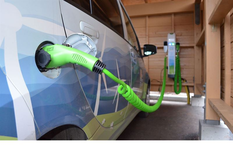 Home EV charging station ideas for Swedish users