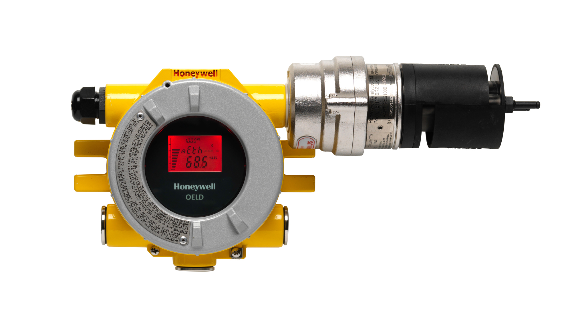 Honeywell Optima gas detector