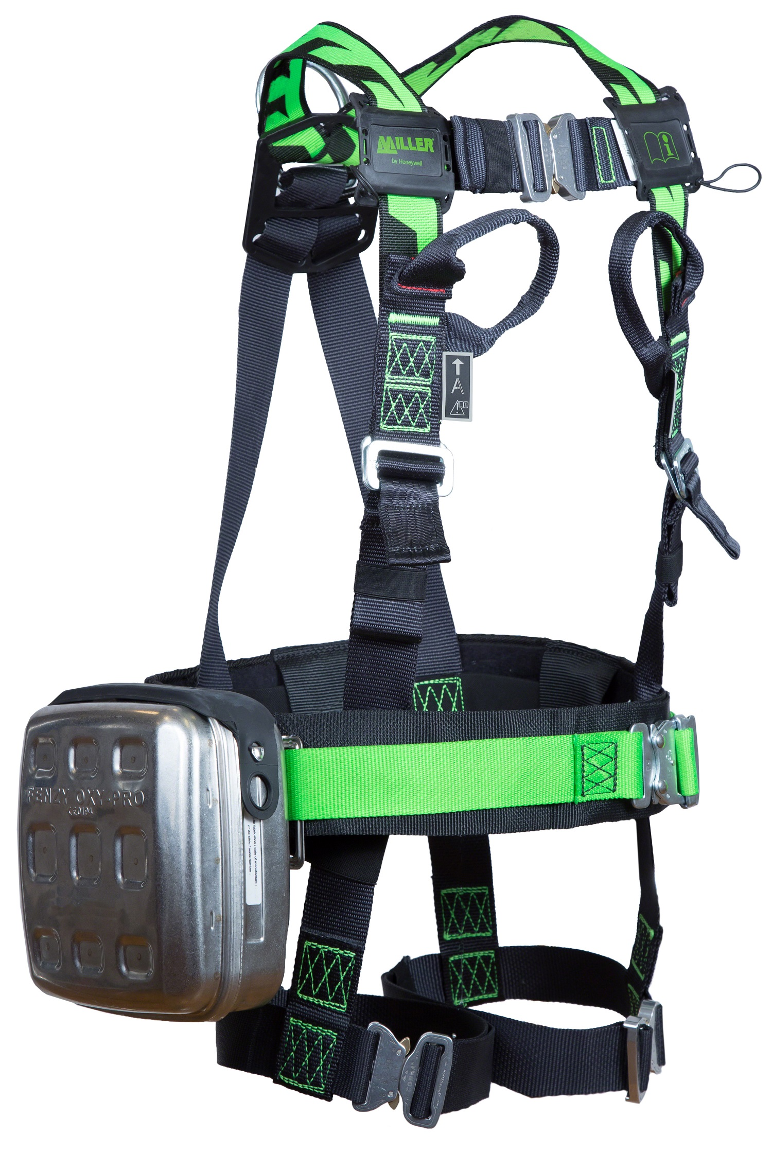 Honeywell confined space harness