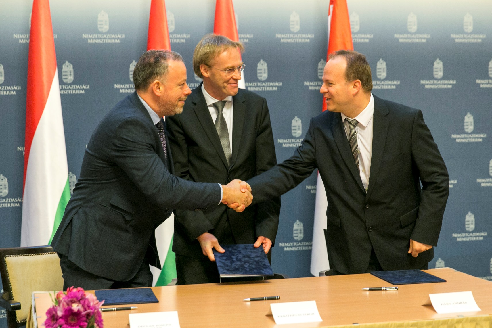 Hungarian automotive proving ground deal struck