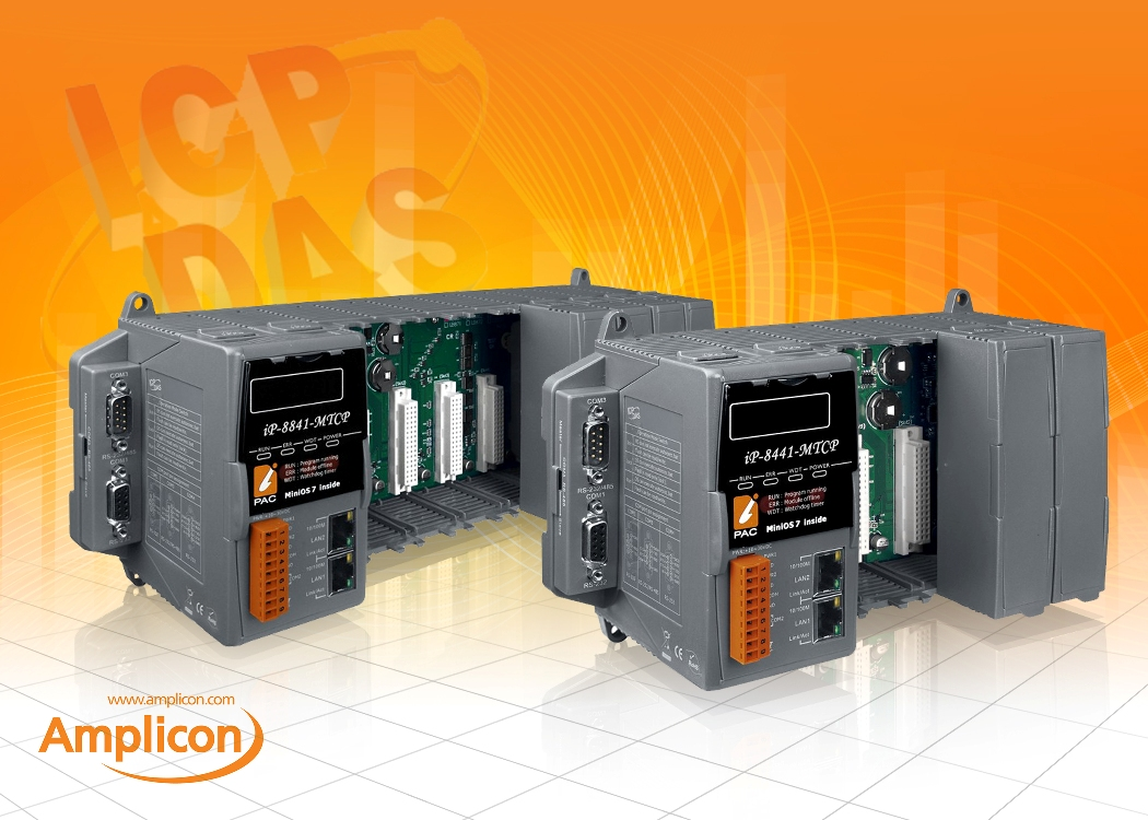 ICP DAS iP-8000-MTCP series if DAQ expansion units