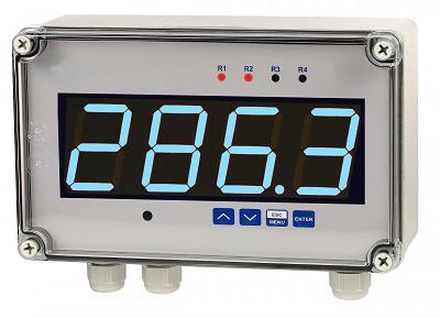 IP67 multi colour process indicator