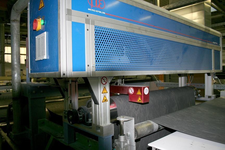 In process measurement of plastics