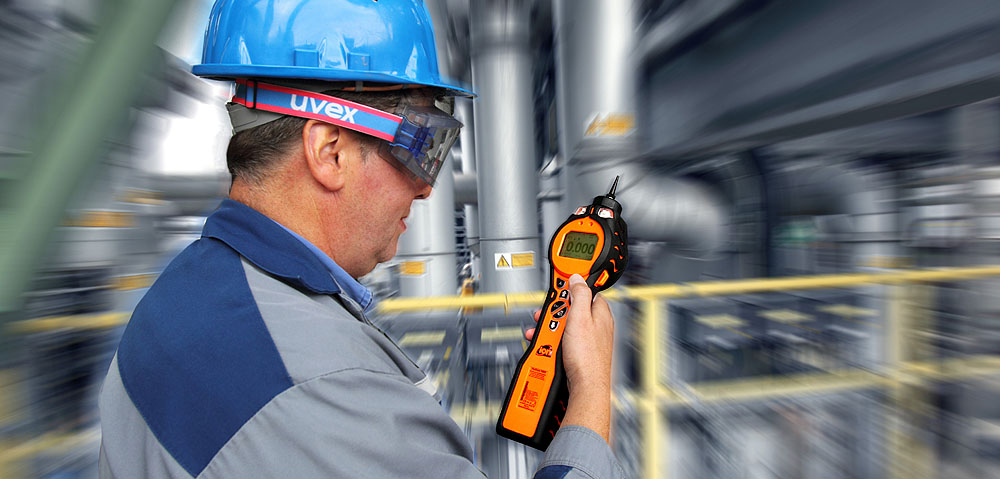 Industrial Gas Detection Probe