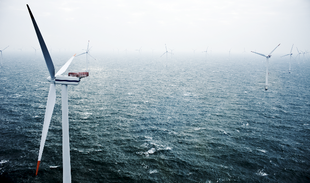 Industry award for the Arkona wind energy project in the German Baltic Sea